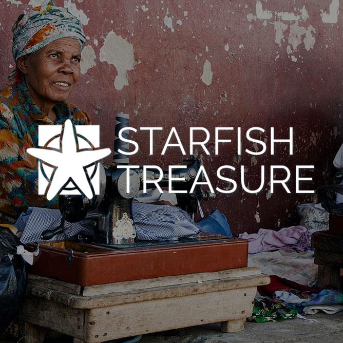 Starfish Treasure Alternative Gift Catalog image
