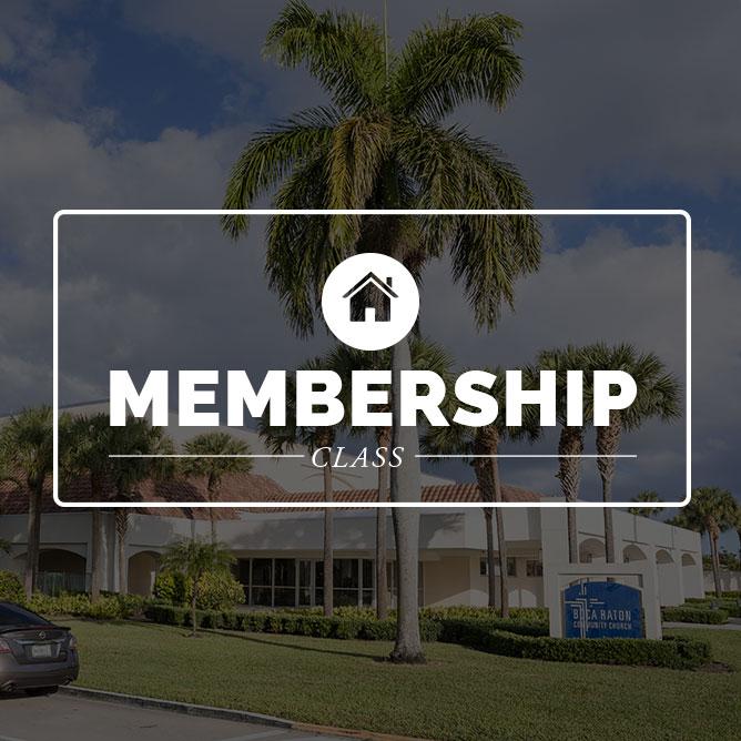 Membership Class - Online image