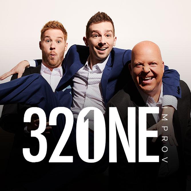 321 Improv Comedy Night image