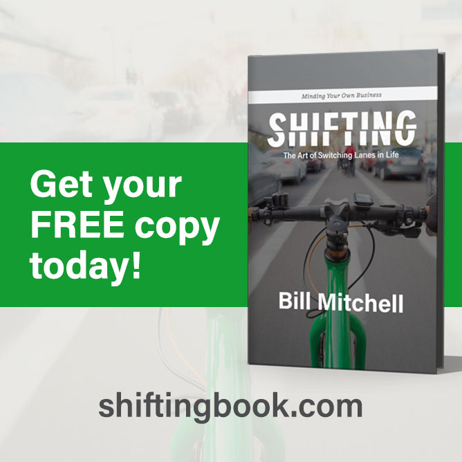 Shifting by Pastor Bill Mitchell image