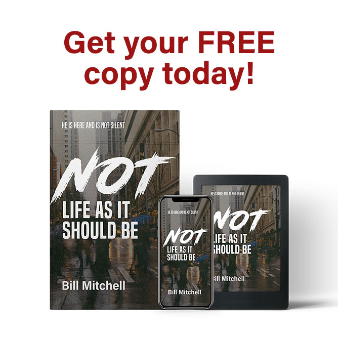 New Free eBook by Pastor Bill Mitchell image