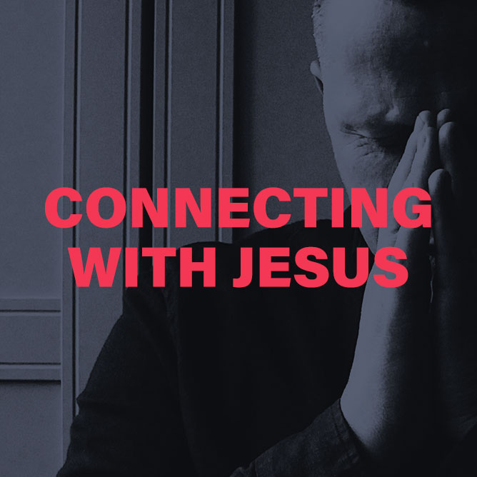 Connecting With Jesus image
