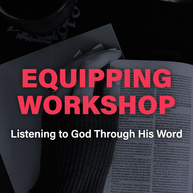 Equipping Workshop image