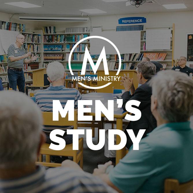 Men's Wed Night Study image