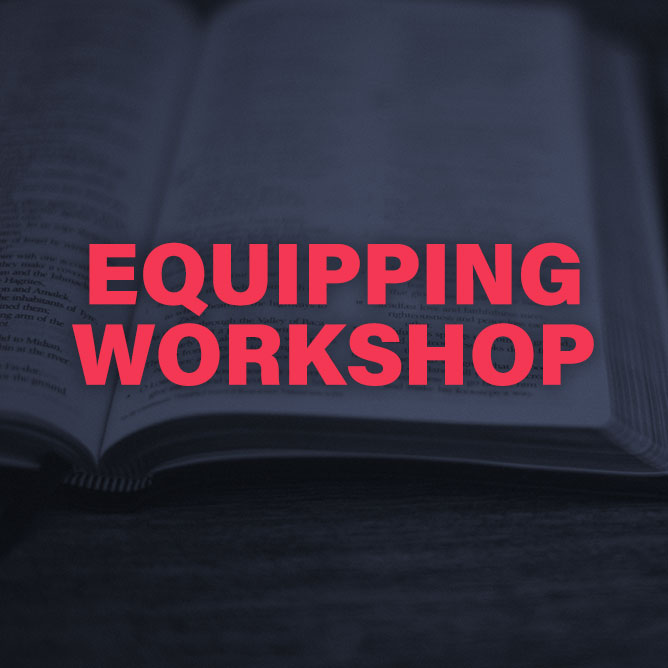 Equipping Workshop | Making Disciples image