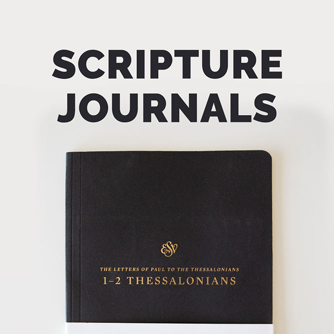 1 & 2 Thessalonians Journals image