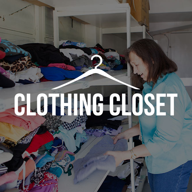 Clothing Closet Outreach Group image