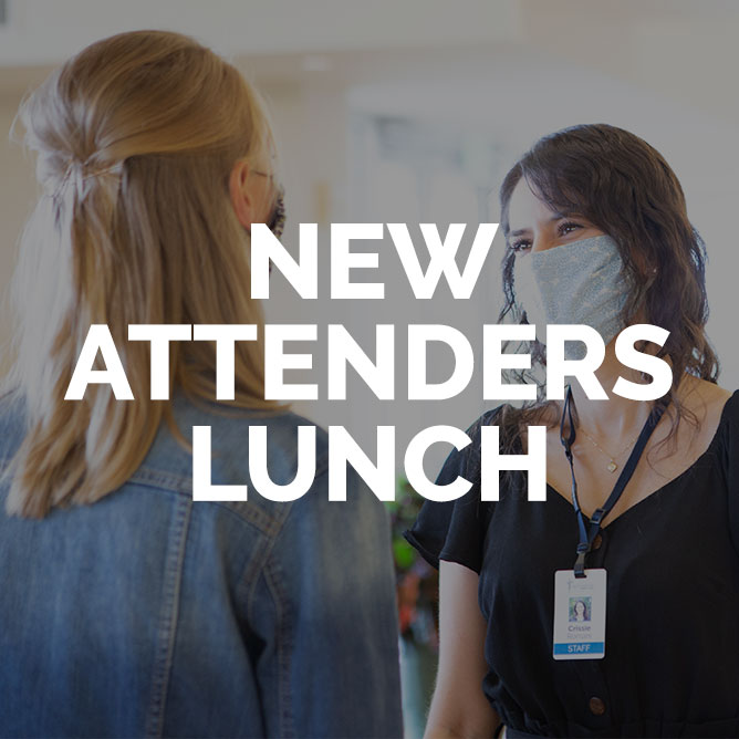 New Attender Lunch image