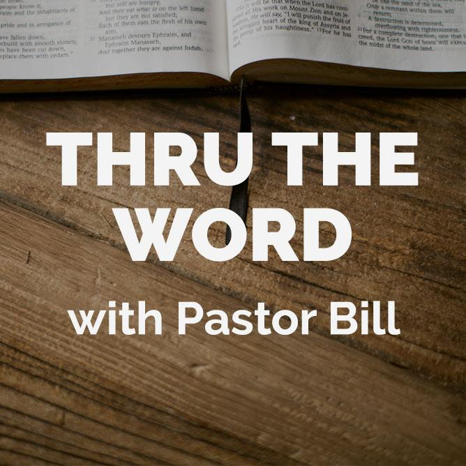 Thru the Word image
