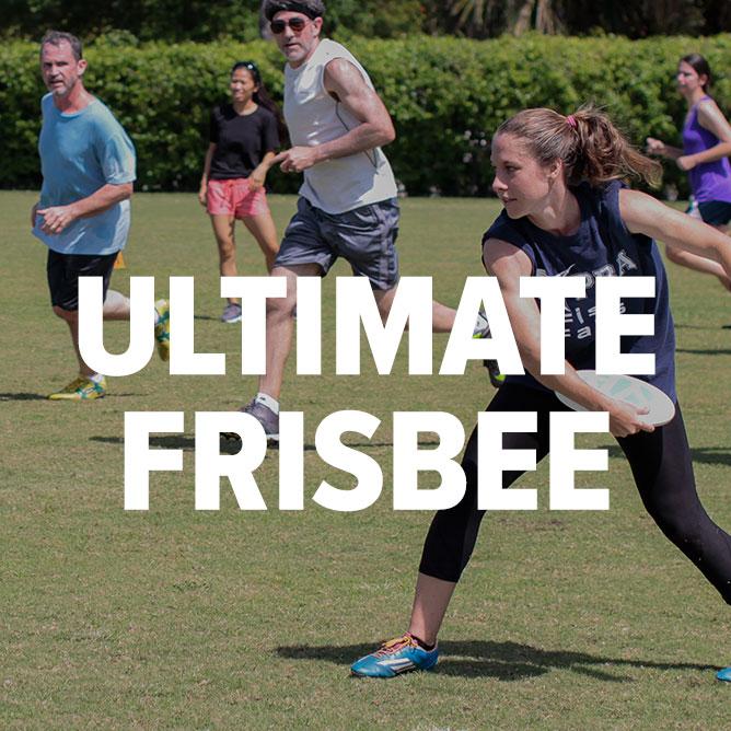 Ultimate Frisbee image